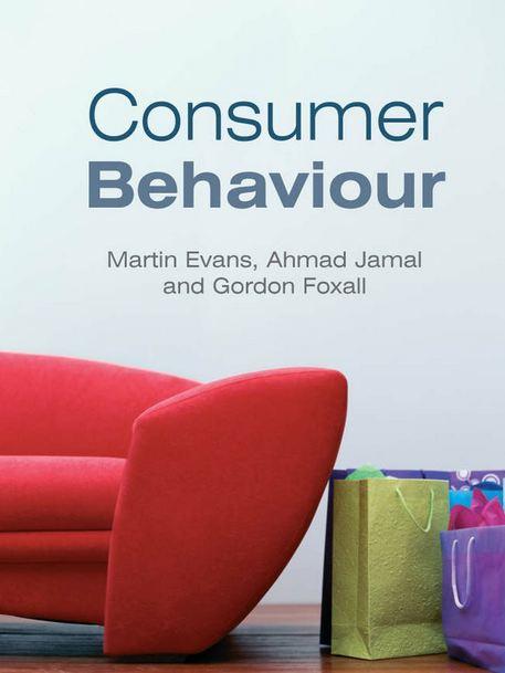 Consumer Behaviour - Mike Jeffs Online Marketing Blog